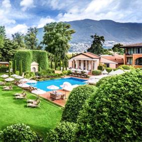 Luxury Switzerland Holiday Packages Giardino Ascona Thumbnail