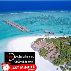 Meeru Island Resort Last Minute Dubai Holidays