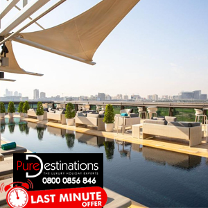 Jumierah Creekside Last Minute Dubai Holidays