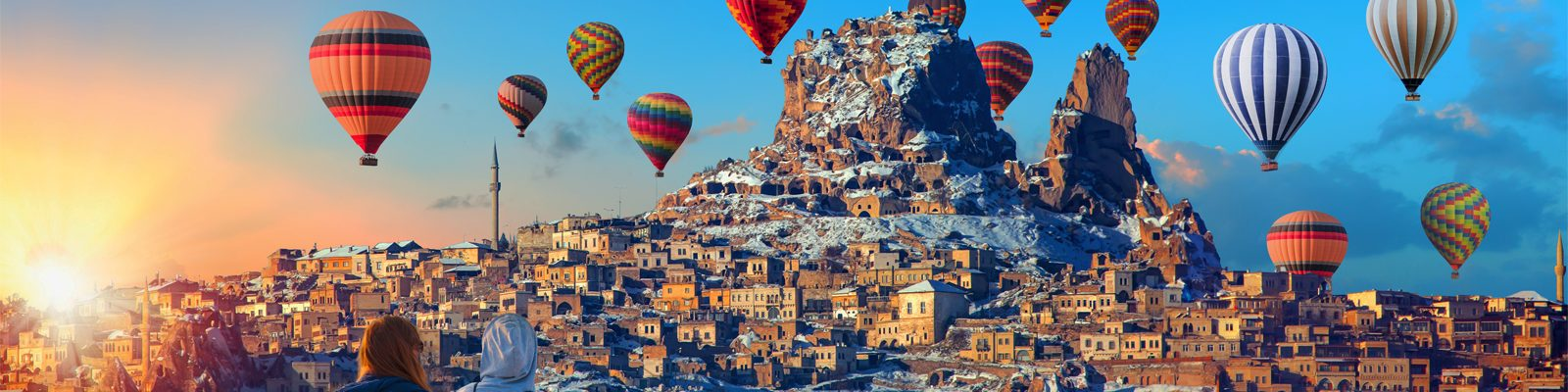 Luxury Turkey Holiday Packages Header