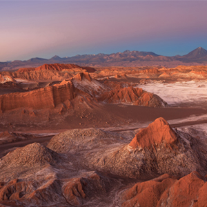 Moon And Death Valley South America Holiday Packages