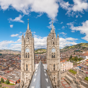 Quito South America Holiday Packages