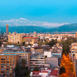 Santiago 3 South America Holiday Packages