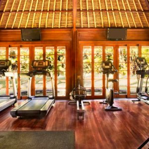 Luxury Bali Holiday Packages The Oberoi Bali Gym