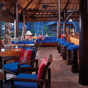 Luxury Bali Holiday Packages The Oberoi Bali Kayu Bar Restaurant