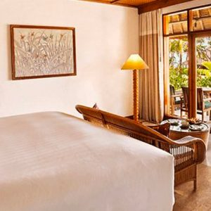 Luxury Bali Holiday Packages The Oberoi Bali Lanai Ocean View Room Bedroom