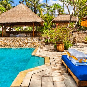 Luxury Bali Holiday Packages The Oberoi Bali Luxury Villa Garden View With Private Pool Pool