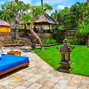 Luxury Bali Holiday Packages The Oberoi Bali Luxury Villa With Garden View Garden