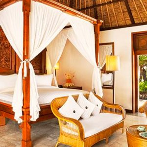 Luxury Bali Holiday Packages The Oberoi Bali Luxury Villa With Ocean View Bedroom