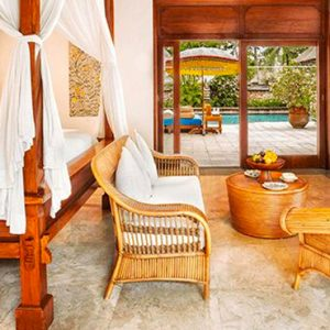 Luxury Bali Holiday Packages The Oberoi Bali Luxury Villas Ocean View With Private Pool Bedroom