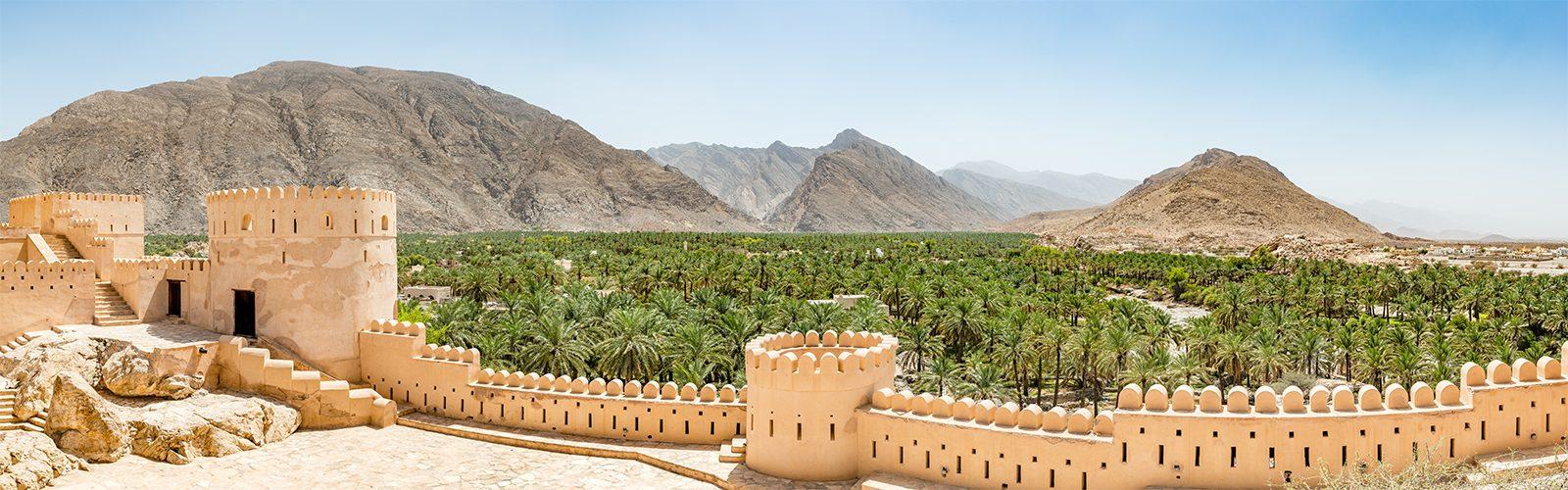 Oman Header