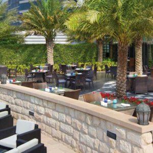 Luxury Abu Dhabi Holiday Packages Traders Hotel Qaryat Al Beri Afya Restaurant
