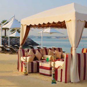 Luxury Abu Dhabi Holiday Packages Traders Hotel Qaryat Al Beri Beach 2
