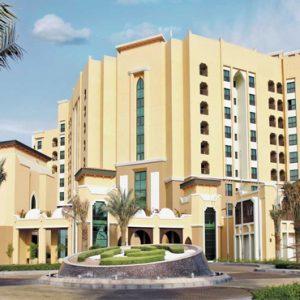 Luxury Abu Dhabi Holiday Packages Traders Hotel Qaryat Al Beri Exterior