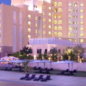 Luxury Abu Dhabi Holiday Packages Traders Hotel Qaryat Al Beri Exterior 2