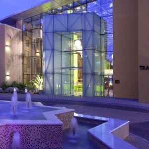 Luxury Abu Dhabi Holiday Packages Traders Hotel Qaryat Al Beri Exterior 3