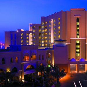 Luxury Abu Dhabi Holiday Packages Traders Hotel Qaryat Al Beri Exterior 5
