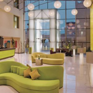 Luxury Abu Dhabi Holiday Packages Traders Hotel Qaryat Al Beri Lobby Lounge
