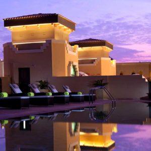 Luxury Abu Dhabi Holiday Packages Traders Hotel Qaryat Al Beri Pool