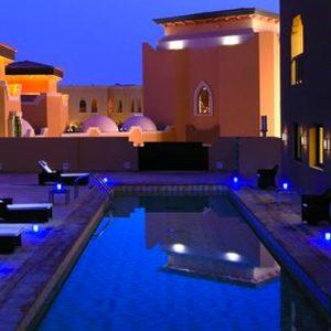 Luxury Abu Dhabi Holiday Packages Traders Hotel Qaryat Al Beri Pool 2