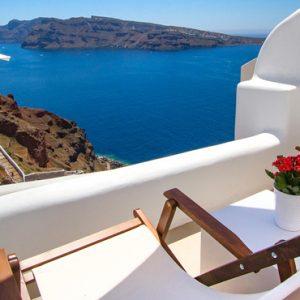 Luxury Greece Holiday Packages Oia Mare Villas Cave Superior Studio With Hot Tub 1