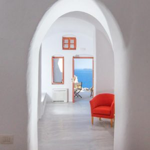 Luxury Greece Holiday Packages Oia Mare Villas Cave Superior Studio With Hot Tub 8