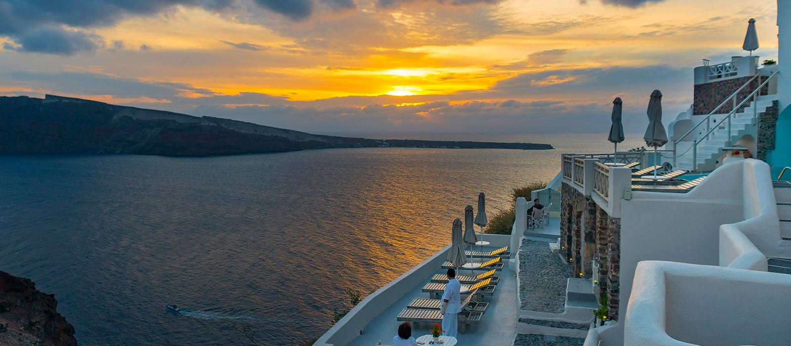Luxury Greece Holiday Packages Oia Mare Villas Header