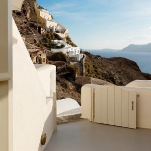 Luxury Greece Holiday Packages Oia Mare Villas Honeymoon Cave Suite 2