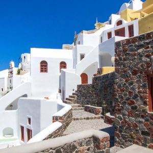 Luxury Greece Holiday Packages Oia Mare Villas Resort Exterior