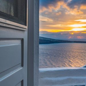 Luxury Greece Holiday Packages Oia Mare Villas Small Single Room View