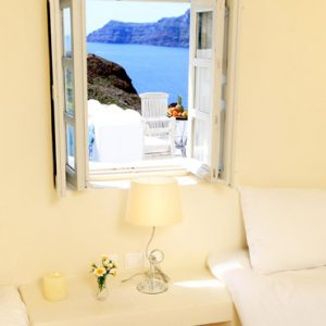 Luxury Greece Holiday Packages Oia Mare Villas Two Bedroom Cave Suite 3