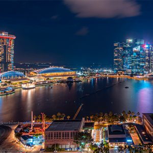 Luxury Singapore Holiday Packages PARKROYAL On Marina Bay Gallery View 2