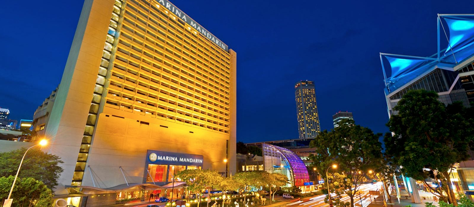 Luxury Singapore Holiday Packages PARKROYAL On Marina Bay Header