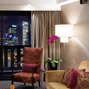Luxury Singapore Holiday Packages PARKROYAL On Marina Bay Marina Bay Suite Bathroom