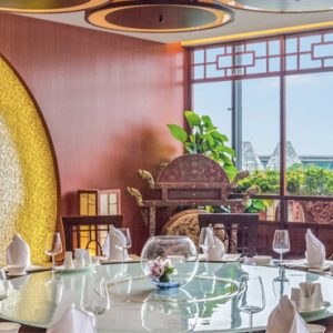 Luxury Singapore Holiday Packages PARKROYAL On Marina Bay Peach Blossoms
