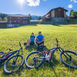Luxury Switzerland Holiday Packages Guarda Val Gallery Biking
