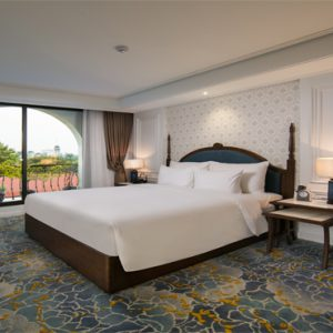 Luxury Vietnam Holiday Packages The Oriental Jade Hotel Ruby City View Room