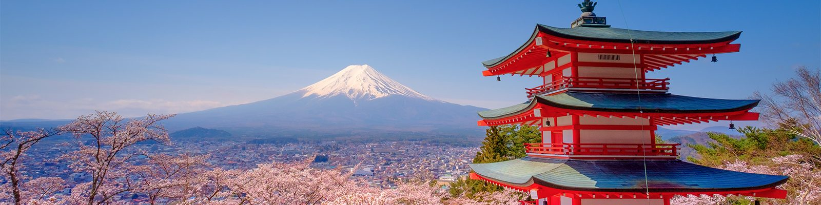 Luxury Japan Holiday Packages Header