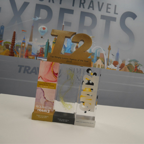 Luxury Travel Agency Birmingham Awards