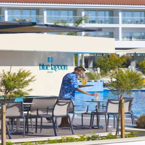 Luxury Cyprus Holiday Packages Olympic Lagoon Resort Paphos Blue Lagoons Bar