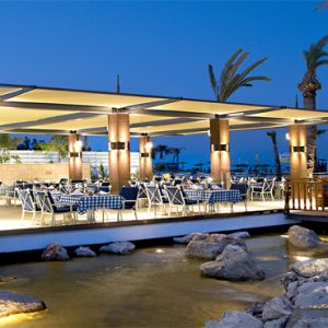 Luxury Cyprus Holiday Packages Olympic Lagoon Resort Paphos Captain's Deck