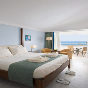 Luxury Cyprus Holiday Packages Olympic Lagoon Resort Paphos Deluxe Superior Room