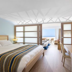Luxury Cyprus Holiday Packages Olympic Lagoon Resort Paphos Family Junior Suite