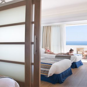 Luxury Cyprus Holiday Packages Olympic Lagoon Resort Paphos Family Junior Suite 2