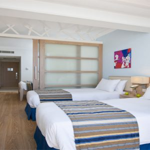 Luxury Cyprus Holiday Packages Olympic Lagoon Resort Paphos Family Junior Suite 3