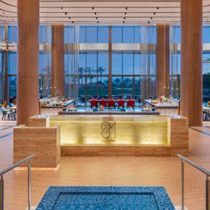Luxury Dubai Holidays JA Lake View Hotel 81 Restaurant