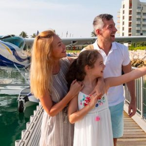 Luxury Dubai Holidays JA Lake View Hotel Air Activites
