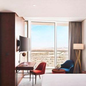 Luxury Dubai Holidays JA Lake View Hotel Bedroom View