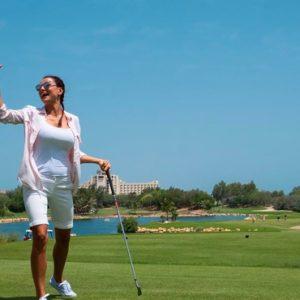 Luxury Dubai Holidays JA Lake View Hotel Golf