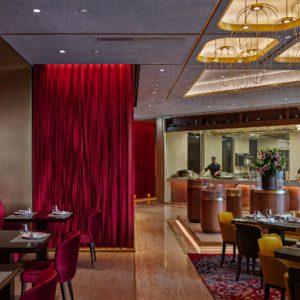 Luxury Dubai Holidays JA Lake View Hotel Kinara Restaurant